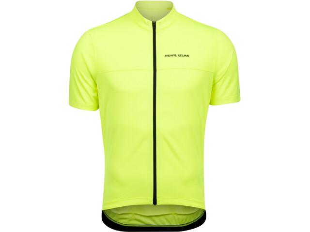 PEARL iZUMi Quest Cykeltrøje Herrer, screaming yellow/phantom